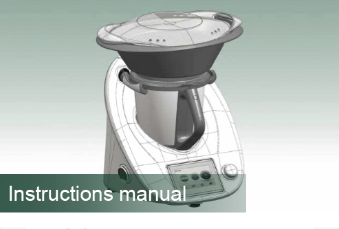 Thermomix TM5 Instruction manual