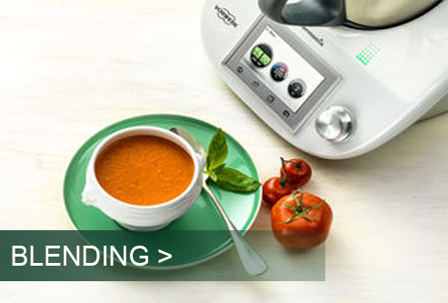 Blending thermomix Thailand
