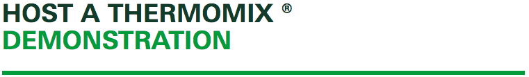 Book  A Demo Thermomix Thailand