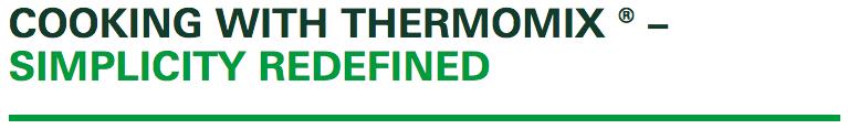 Thermomix Thailand Bangkok TM5