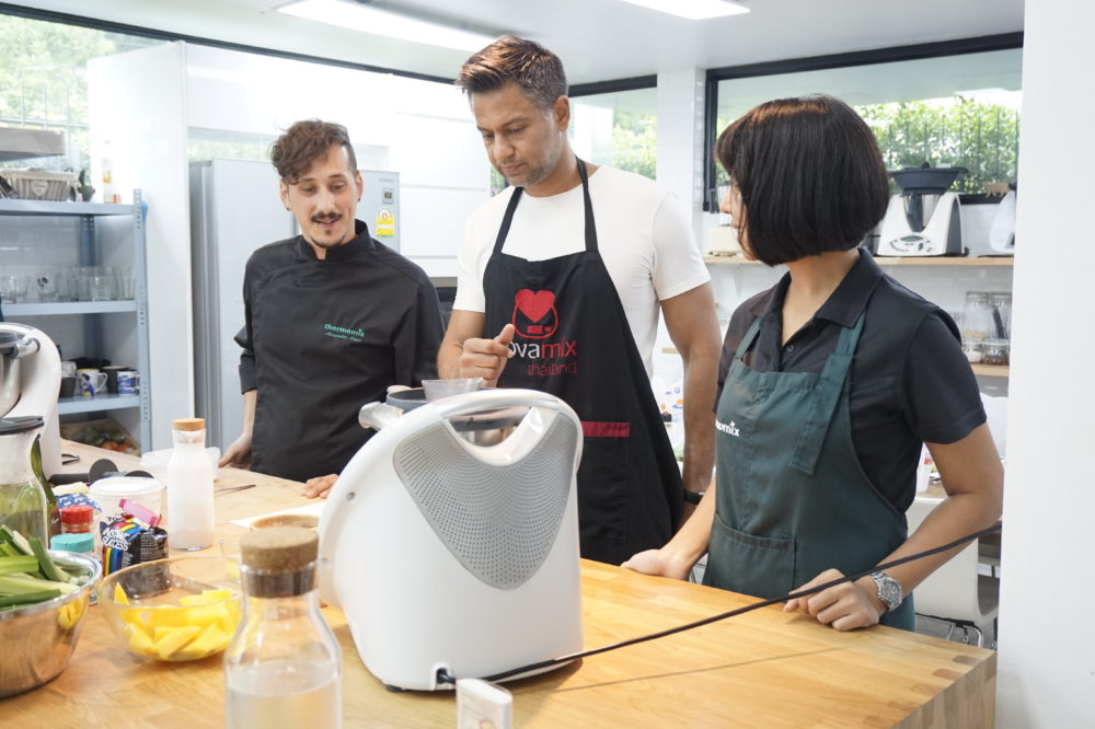 Thermomix Thailand cooking classes